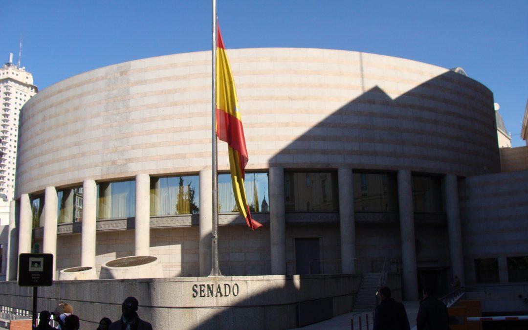 El Pleno del Senado aprueba estudiar una iniciativa para que la discapacidad no impida formar parte de un Jurado