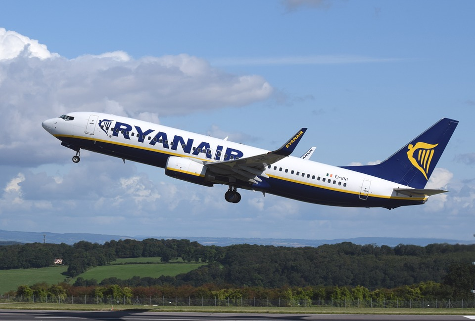 Ryanair, no seas mi límite para volar