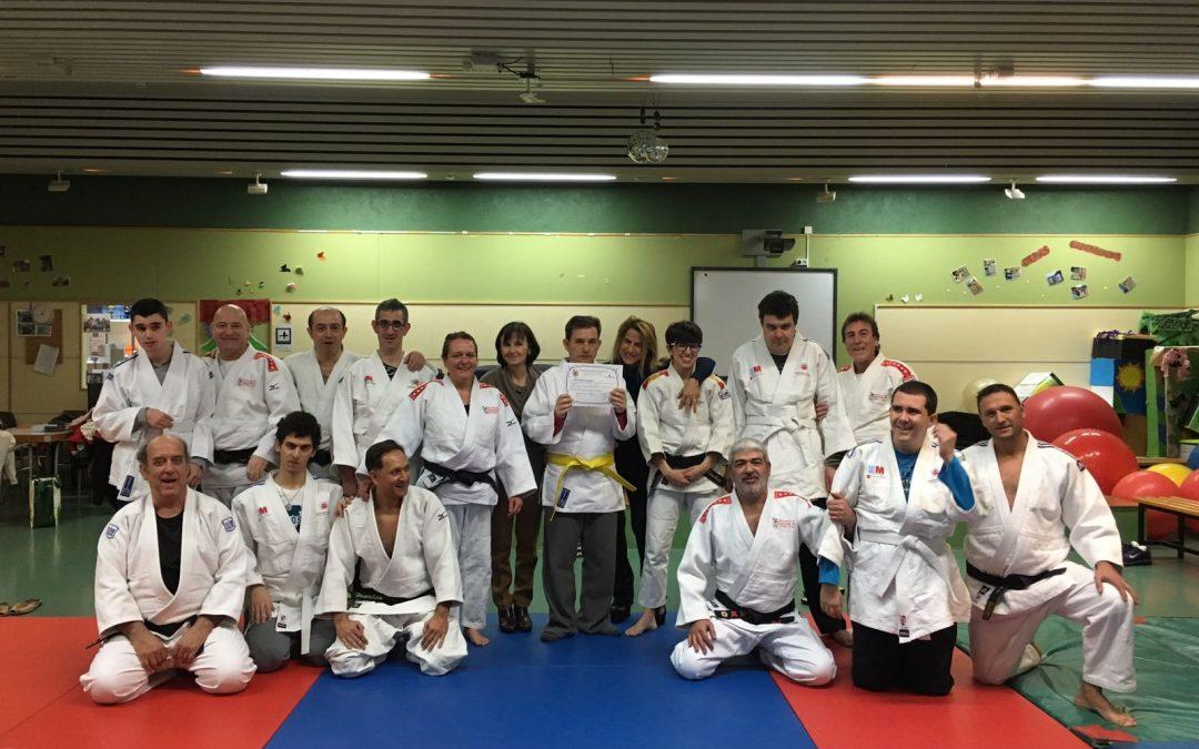 Asociación Nuevo Horizonte y Fundación Quinta usan el judo como medio de Integración Social