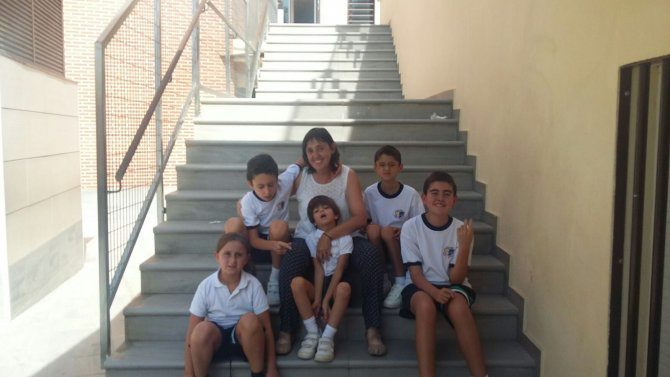 Se pone en marcha la primera aula estable del colegio CEPRI