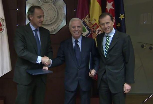 El Corte Inglés apoyará los proyectos de la Fundación Real Madrid en favor de los niños con autismo