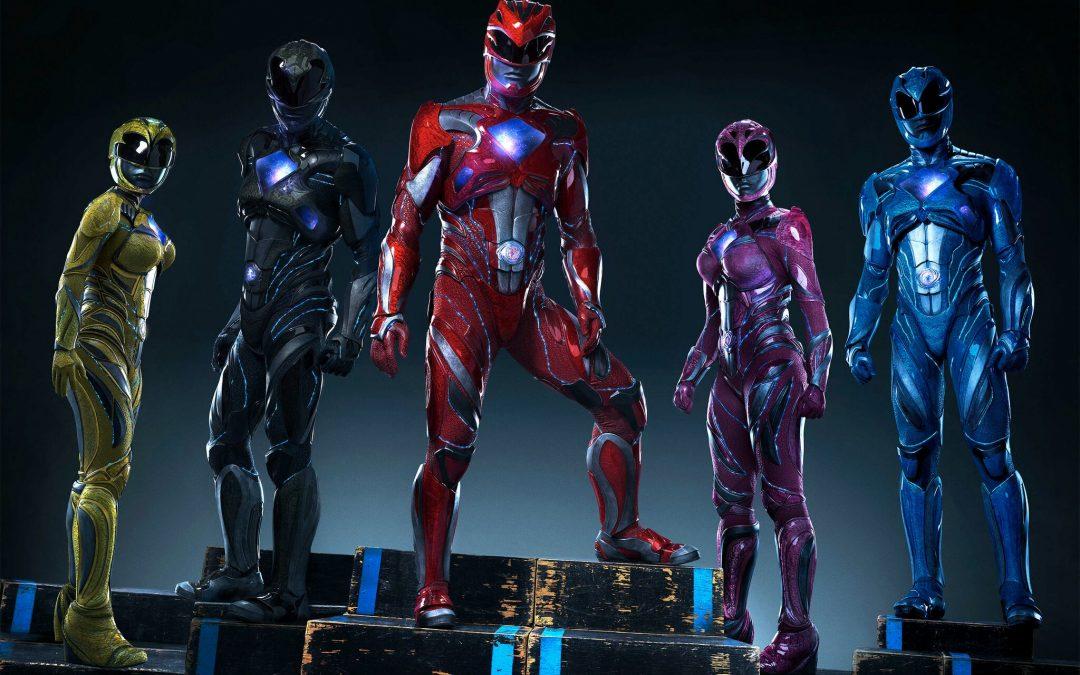 Vuelven los Power Rangers, y el azul, tiene Autismo