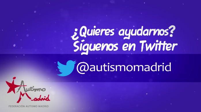 """La campaña """"Es hora de hablar de autismo #LleguemosA20000 """" cerca de la meta."""
