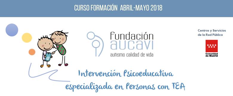 Ampliado el plazo de inscripción para el 'Curso de Intervención Psicoeducativa especializada en personas con TEA'