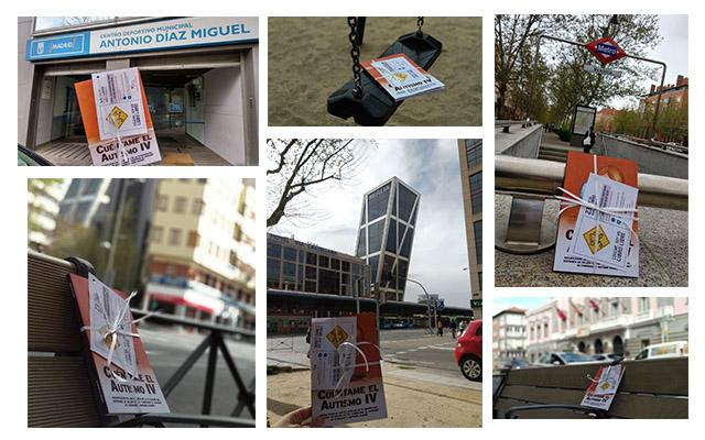 Los libros de Autismo Madrid ya están en la calle