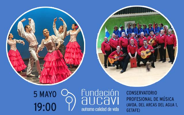 Espectáculo a favor de la Fundación Aucavi
