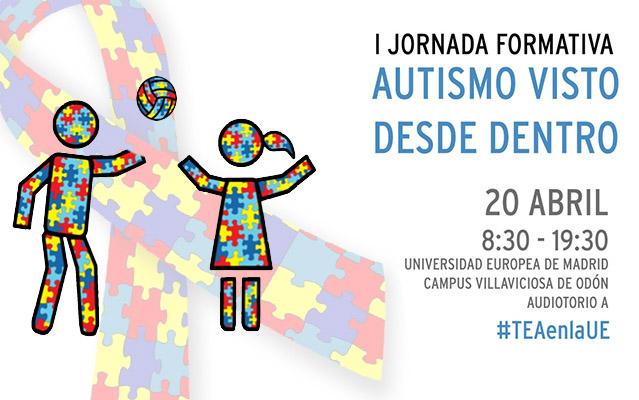Jornada 'Autismo visto desde dentro' de la Universidad Europea