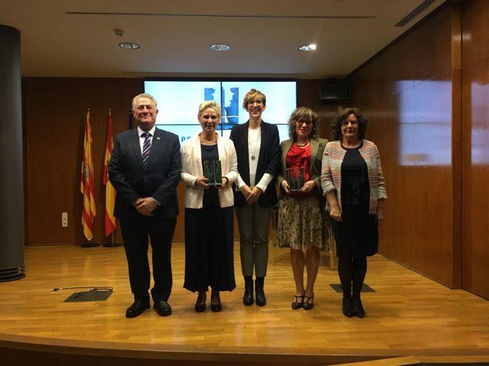 La Asociación Argadini recibe el Premio ATADES