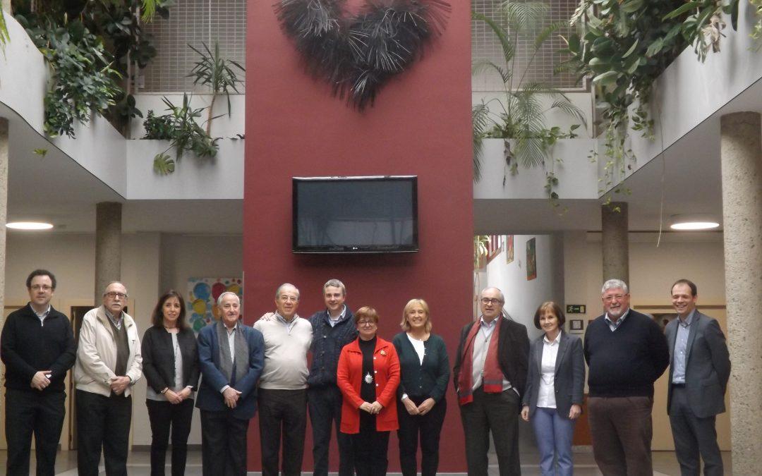 Reunión de la Junta Directiva de la Confederación Autismo España