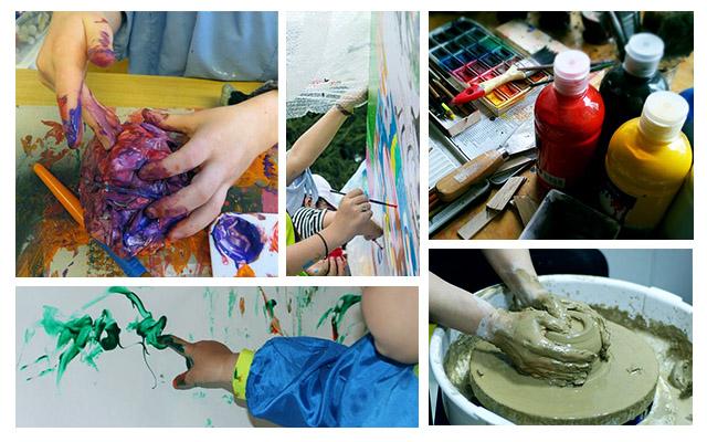 Asociación Argadini y Voluntariado Telefónica juntos por el Arte y el Autismo