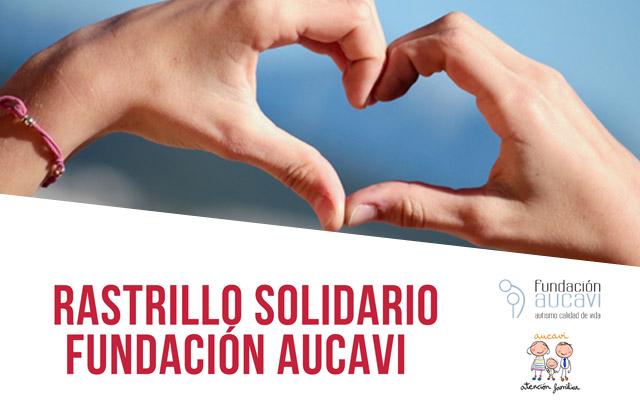 Rastrillo Solidario de Fundación Aucavi