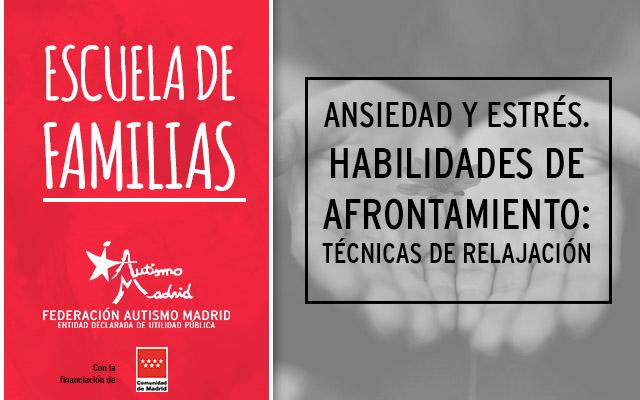 Escuela de Familias de la Federación Autismo Madrid