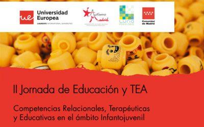 II Jornada de Educación y TEA en la Universidad Europea