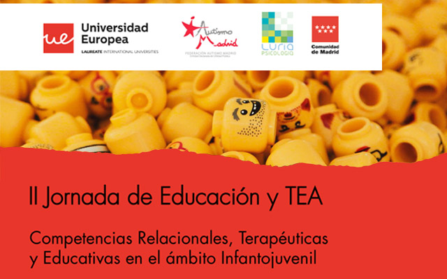 II Jornada de Educación y TEA en la Universidad Europea