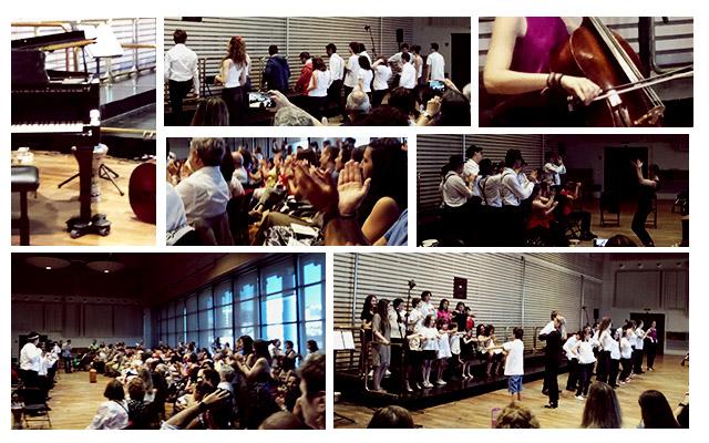 Concierto de verano del Aula Social del Teatro Real
