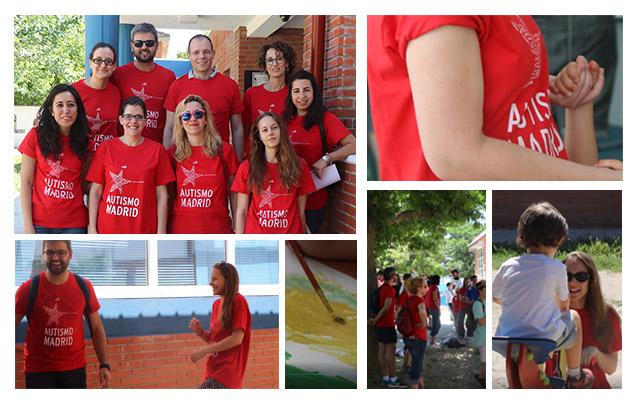 Voluntariado federativo de Autismo Madrid