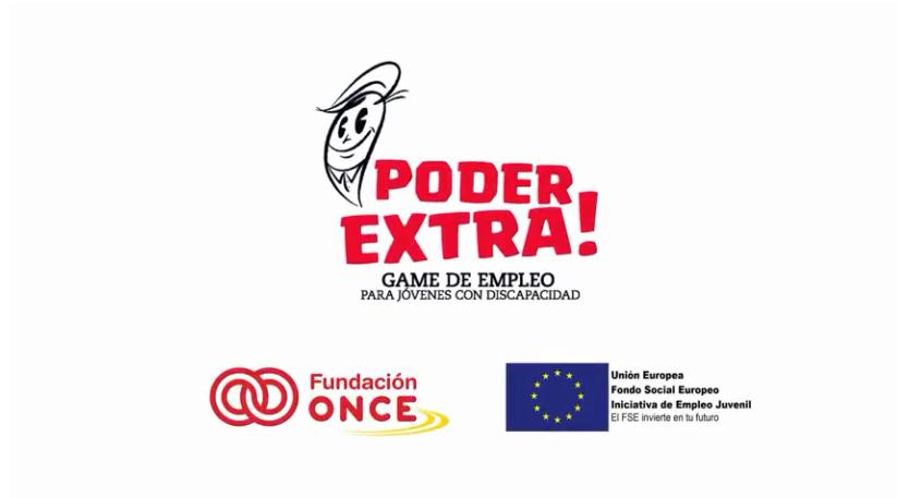 Game de empleo para jóvenes con discapacidad, de la Fundación ONCE