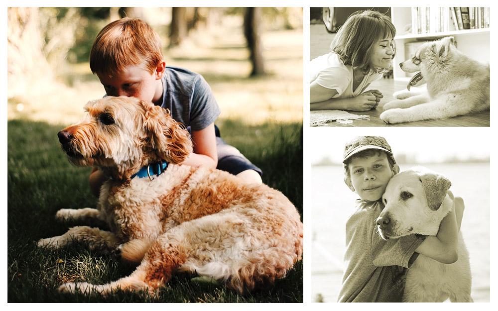 Beneficios de las terapias asistidas con perros en personas con TEA