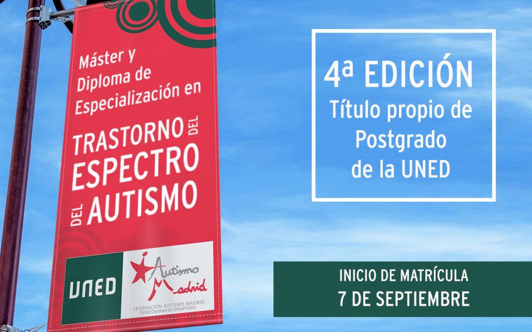 Máster y diploma de Especialización en TEA de la UNED