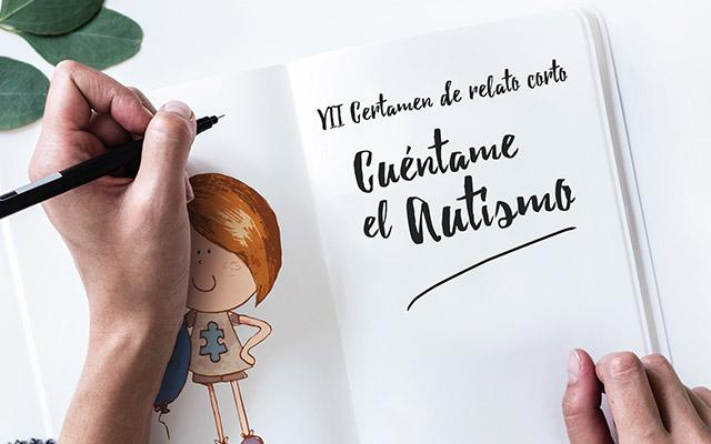 """Arranca la VII Edición del certamen de relato breve """"Cuéntame el Autismo"""""""