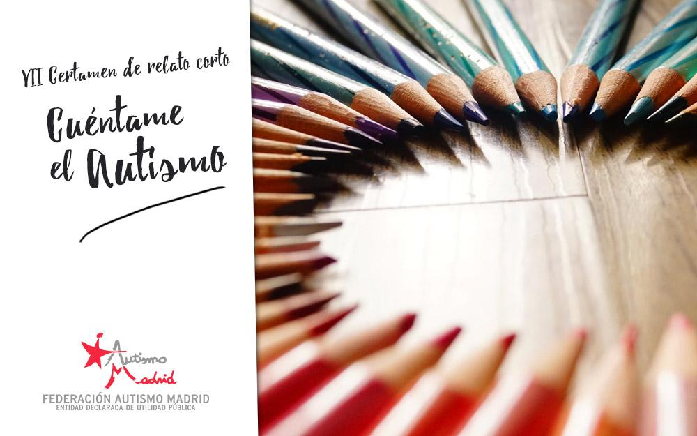 """""""Mi mundo de colores"""" – VII Cuéntame el Autismo"""