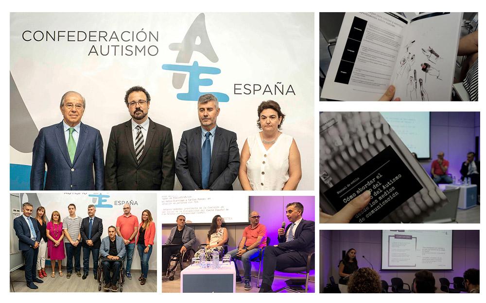 Presentación del Manual de Estilo de Autismo España
