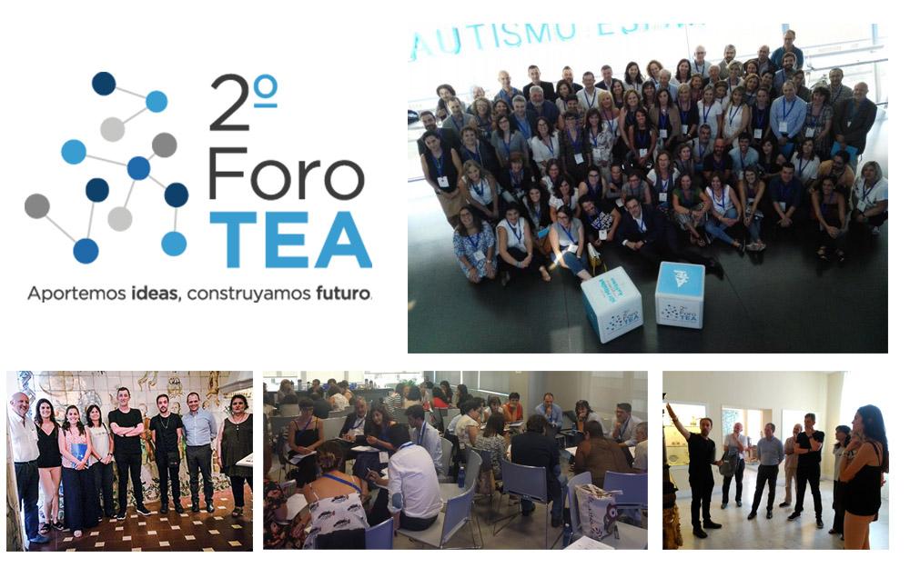 2º Foro TEA de Autismo España