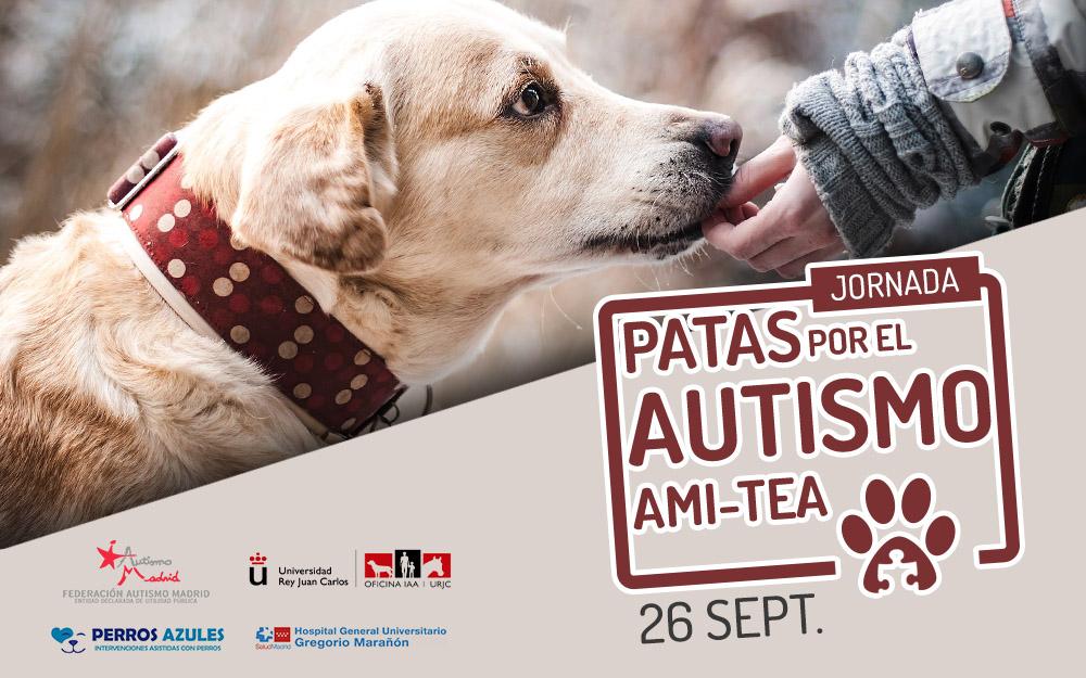Jornada 'Patas por el Autismo' en AMI-TEA