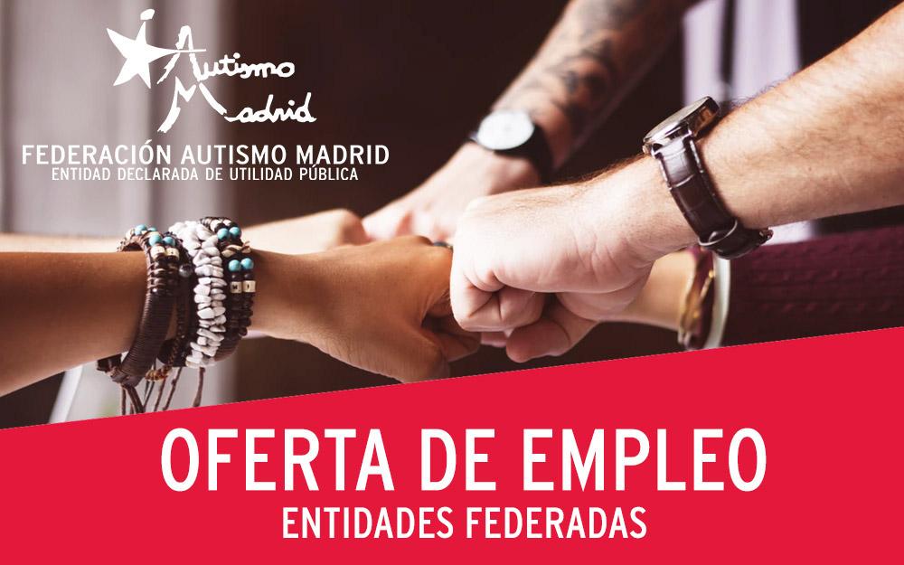 Ofertas de empleo en CEPRI para logopeda y auxiliar de enfermería