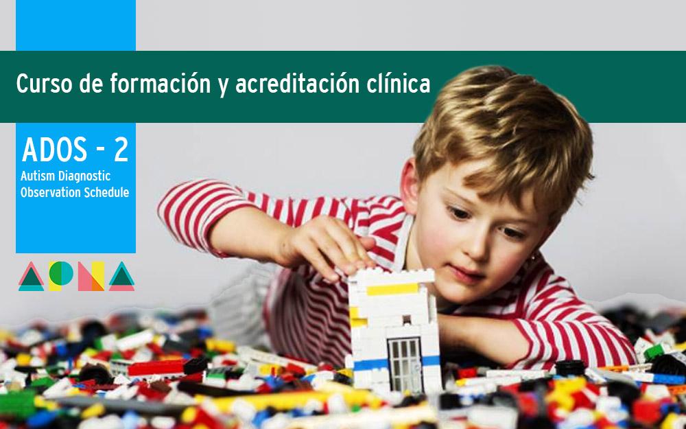 APNA oferta 15 plazas para el curso de formación y acreditación clínica ADOS-2