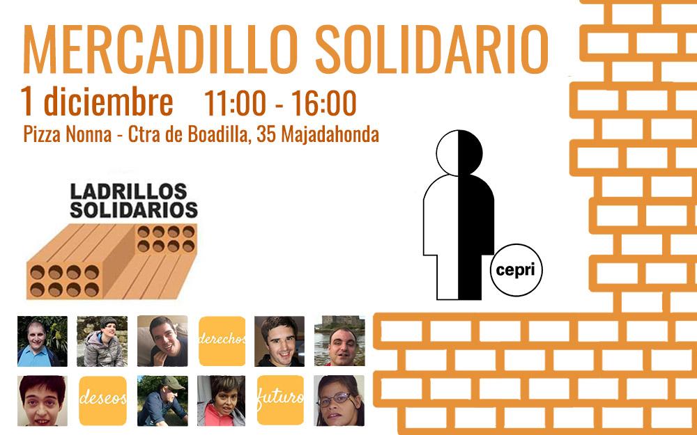 Mercadillo Solidario de la Asociación CEPRI