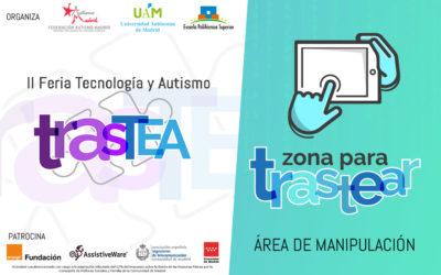 Conoce todos los expositores de la II Feria de Tecnología y Autismo TrasTEA 2018