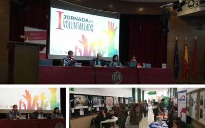 Resumen de la I Jornada de Voluntariado de Federación Autismo Madrid y la Universidad Complutense
