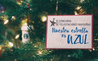 """Participa con tu felicitación en el concurso de Autismo Madrid """"Nuestra Estrella es Azul"""""""