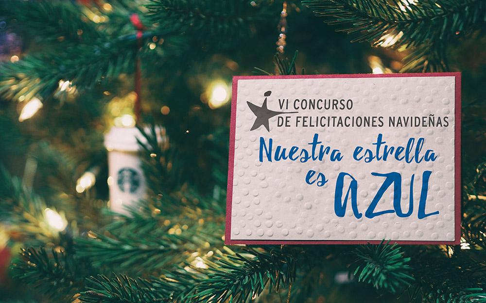 Participa con tu felicitación en el concurso de Autismo Madrid «Nuestra Estrella es Azul»