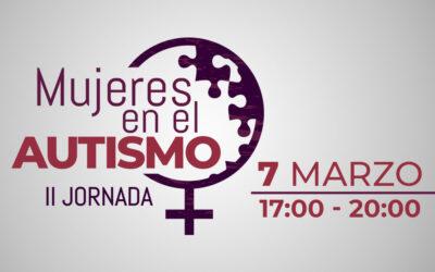 Abiertas inscripciones para la II Jornada «Mujeres en el Autismo»