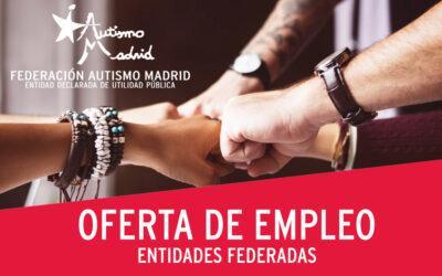 Dos ofertas de empleo en la Asociación APNA