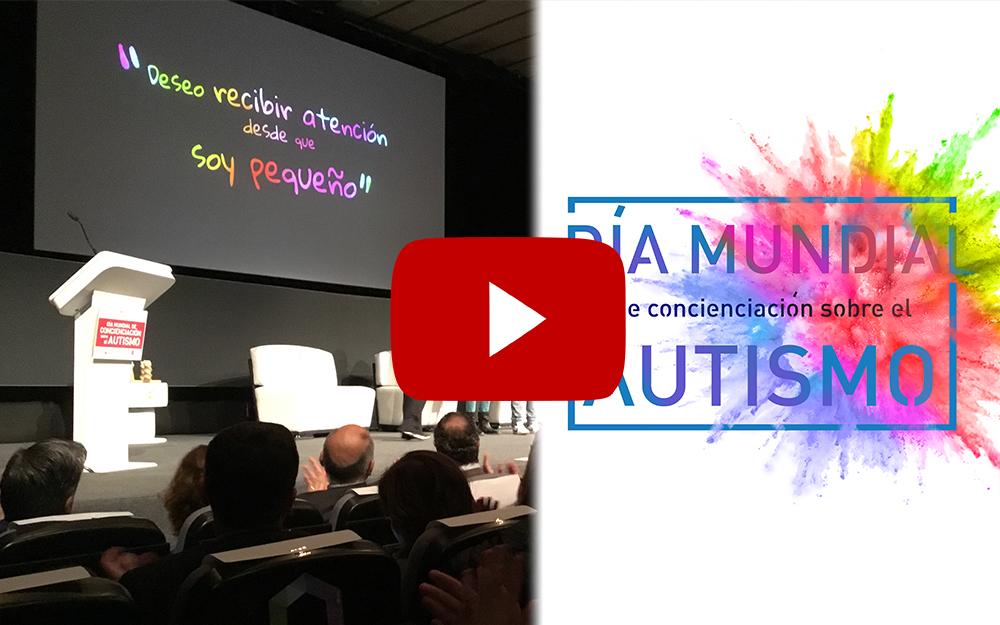 Emocionante resumen de la celebración del Día Mundial de Concienciación sobre el Autismo 2019
