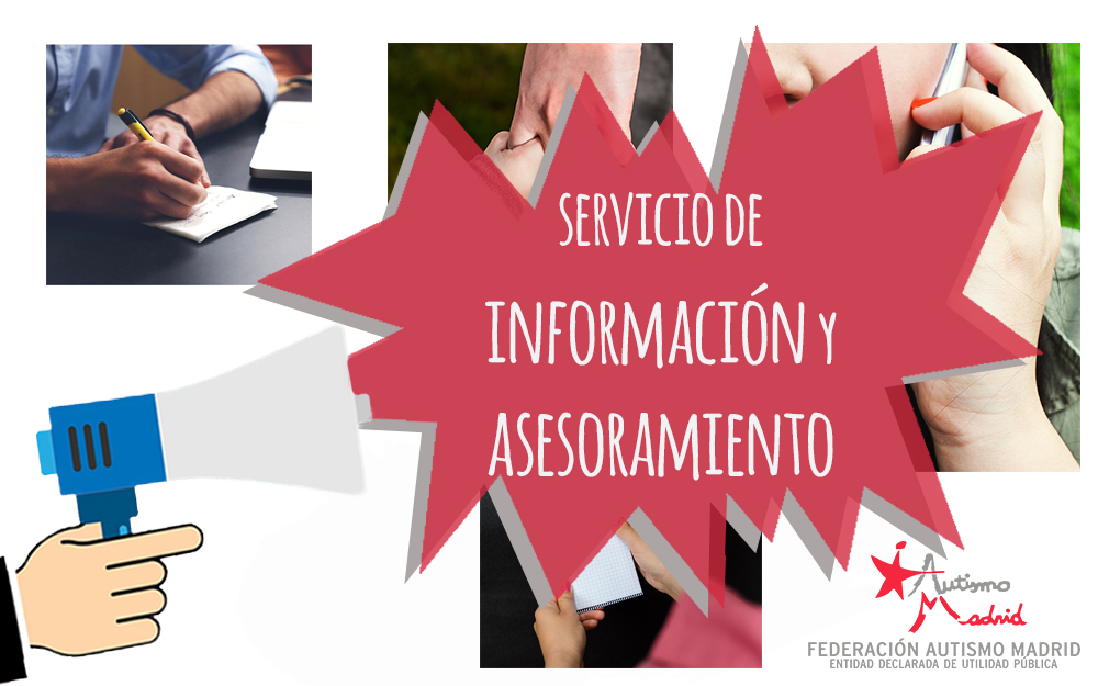 Servicio de información y asesoramiento especializado y personalizado sobre el TEA de Autismo Madrid