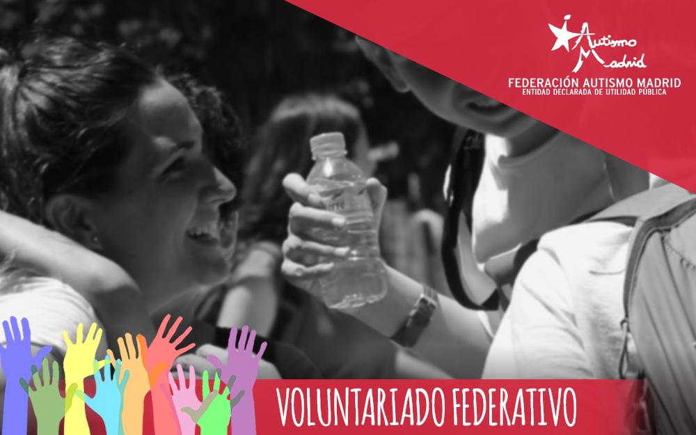 Voluntariado federativo de Autismo Madrid en AUCAVI