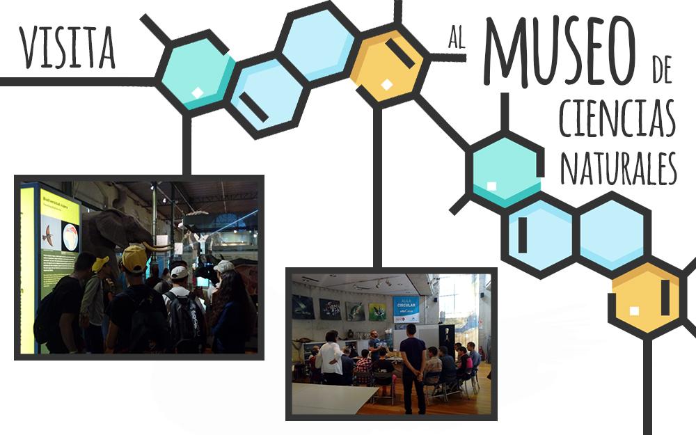 Aucavi, APNA y Nuevo Horizonte visitan el Museo de Ciencias Naturales
