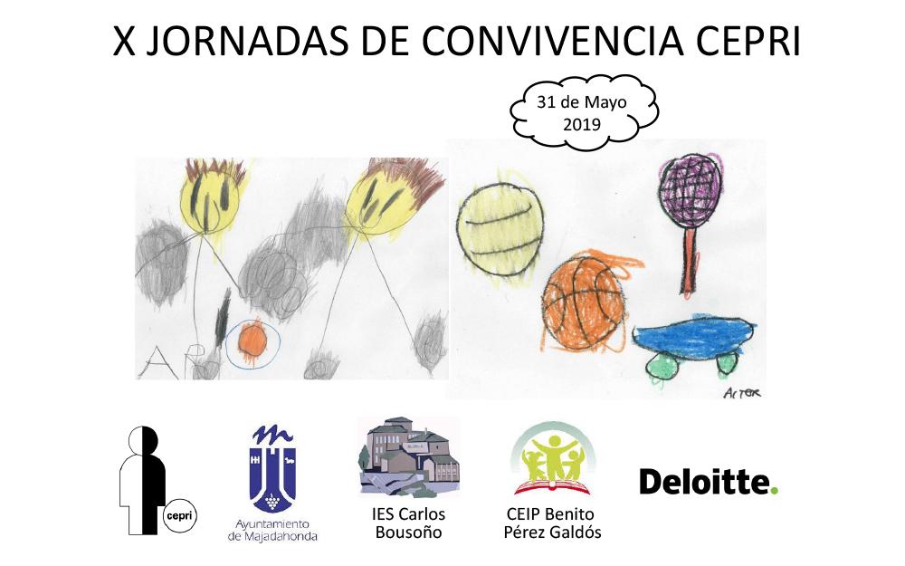 Inclusión de los alumnos de CEPRI en los X Juegos Deportivos de Convivencia