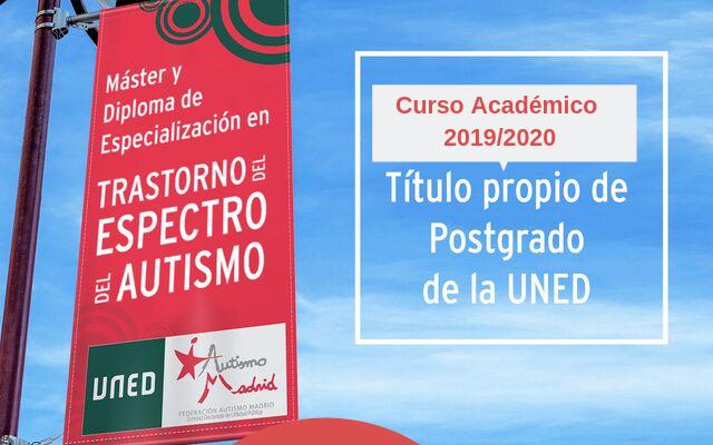 Diploma de Especialización y Máster en TEA de la UNED