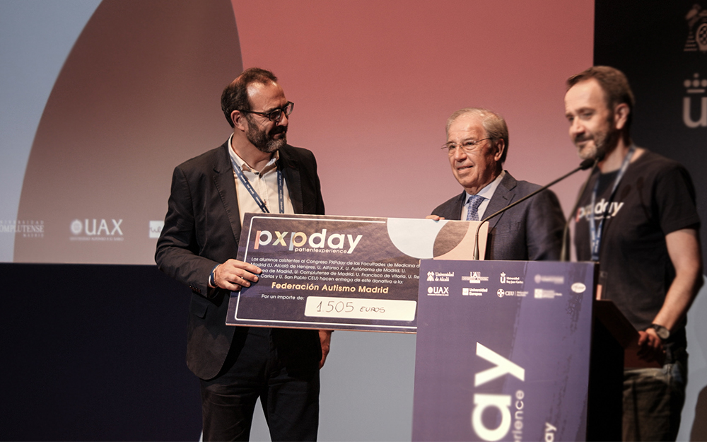 El PxPDay destina su recaudación a Autismo Madrid