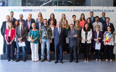 Fundación Mutua Madrileña entrega las XVI Ayudas a la Investigación en Salud