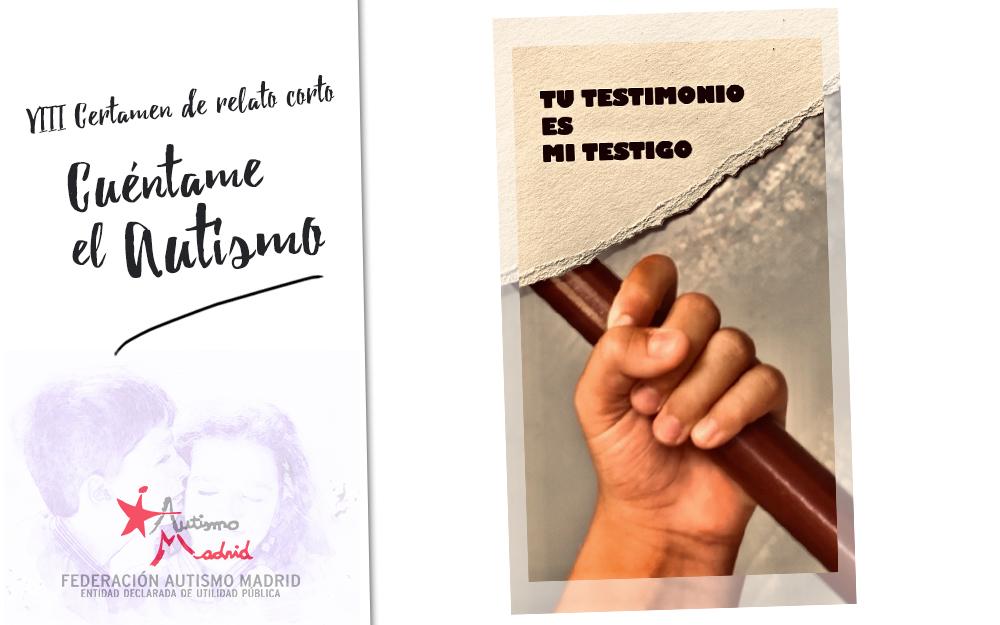 «Tu testimonio es mi testigo» – VIII Cuéntame el Autismo