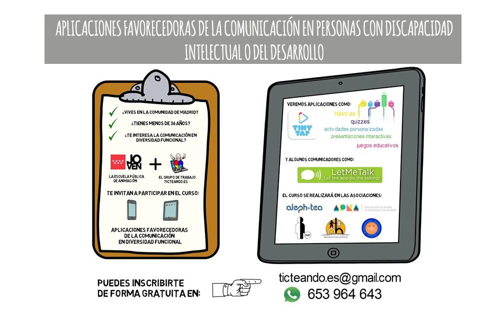 Curso gratuito: aplicaciones favorecedoras de la comunicación