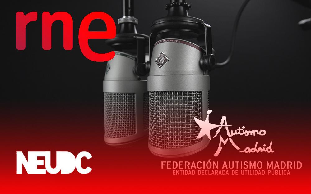 Autismo Madrid en «No es un día cualquiera», de RNE