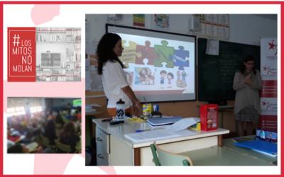Taller de sensibilización sobre TEA en el C.E.I.P Perú