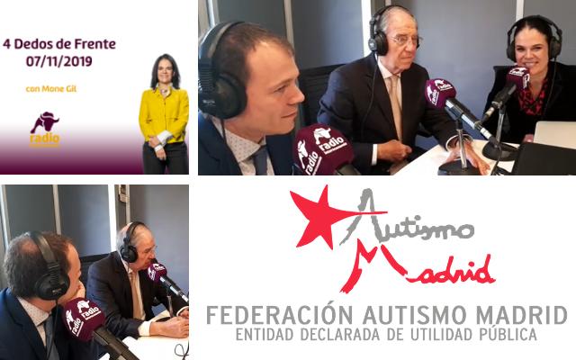 Federación Autismo Madrid en Radio Intereconomía